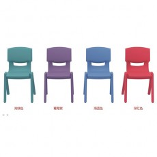 Eco-friendly  high quality welcomed  school plastic  chair for kids   Z1283-1