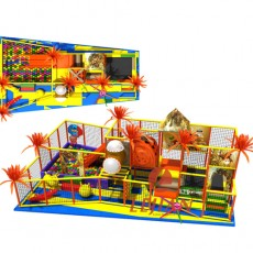 commercial indoor play structures soft play equipment(T1504-2)
