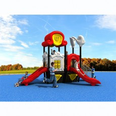 Small Size Children Outdoor Playground Equipment (LJ16-008C)