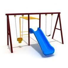Multiple combination interesting outside swings for kids(LJS-019)