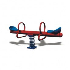 New Design Outdoor Playground Double Seesaw (LJ-6701)