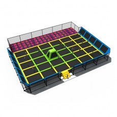 Factory price stylish effective welcomed good cheap trampolines (TP1506-5)