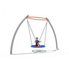 Different shape hot style outdoor swings for toddlers (LJS-1501)