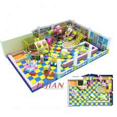 commercial indoor playground equipment indoor play ground(T1506-7)