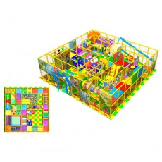 commercial indoor play structures soft play equipment for sale(T1504-5)