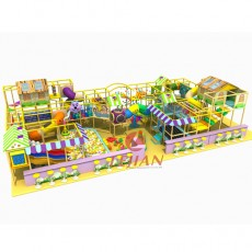 indoor kids playground soft play equipment for home(T1504-6)