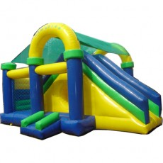 New Inflatable Bounce Playground House with Slide(C1291-6)