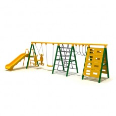 Amusement park popular swings for children  (LJS-021)