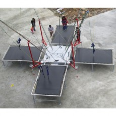 Good Quality ASTM Approved Bungee Trampoline (TB1203-5)