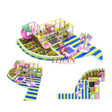 childrens indoor play equipment soft play equipment (T1506-11)