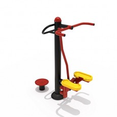 Hip Twister & Stepper Outdoor Fitness Equipment (14006)