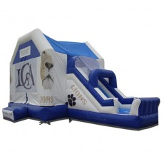 New Inflatable Bounce Playground House with Slide(C1291-3)