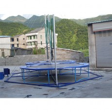 Good Quality ASTM Approved Bungee Trampoline (TB1202-2)