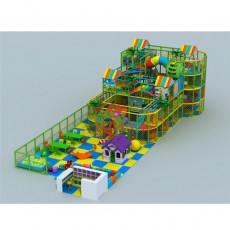 cheap soft play equipment indoor amusement parks(T1503-9)