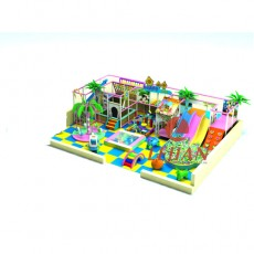 Hot selling free design funny theme indoor playground equipment(T1505-7)