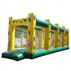 New Inflatable Bounce Playground with Slide (C1283-3)