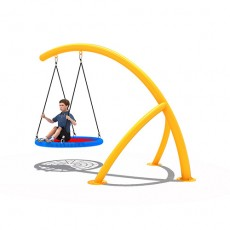 Residential commercial cheap swing sets for toddlers (LJS-1503)