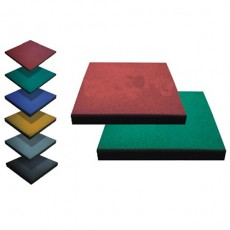 Professional Outdoor Playground Floor Rubber Mat (12156A)