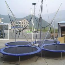 pirate ship adventure professional gymnastics trampoline  12174G