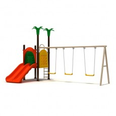 Manufacturers multifunctional outdoor swings for toddlers (LJS-020)