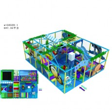 indoor play for toddlers baby indoor playground(T1503-2)