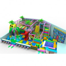 indoor playsets for toddlers commercial soft play equipment(T1507-2)