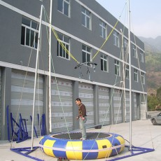 Good Quality ASTM Approved Bungee Trampoline (TB1201-4)