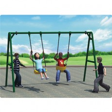 spacious low cost new style hot sale children swing 12145C