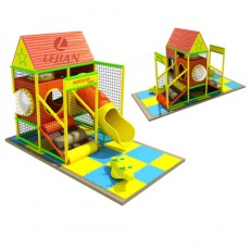 Hot sale safty indoor playground equipment indoor play gym(T1505-9)