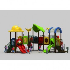 public play systems outdoor playground equipment(LJ-16108B)