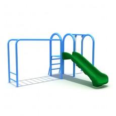 Kindergarten customized innovative childrens play swings (LJS-017)