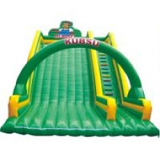 newest design castle style functional inflatable bouncy C1223-6
