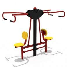 Lat Pull Down Outdoor Fitness Equipment (14404)