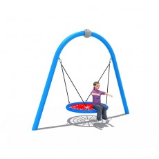 Generous  convenient newest swings for kids (LJS-1504)