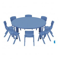 nursery school interesting  charming school canteen table and chair   Z1285-3