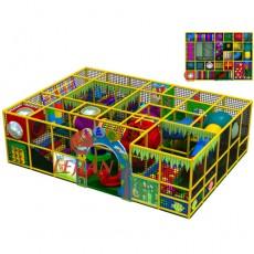 indoor commercial playground equipment kids indoor playground(T1503-6)