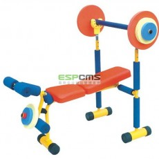pirate ship unique shapeless fitness equipment for old people    12172G