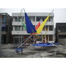 Good Quality ASTM Approved Bungee Trampoline (TB1202-5)