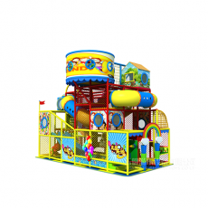 baby indoor playground indoor play equipment for kids(T1507-12)