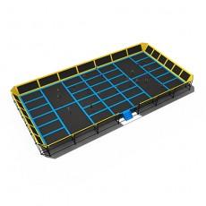 New type unfamiliar bargain price pure fun trampoline (TP1506-11)