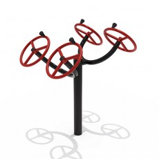 Standing Rotator Outdoor Fitness Equipment (14202)