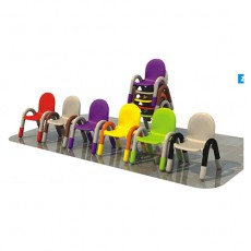 Discount superior charming  school plastic  chair for kids    Z1284-3