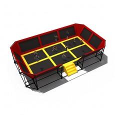 Good materials fine unique magnificent parkside trampoline (TP1506-10)