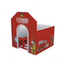 Forest series magnetic  polarized fire station   G1292-4