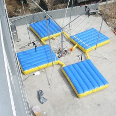 Good Quality ASTM Approved Bungee Trampoline (TB1204-6)