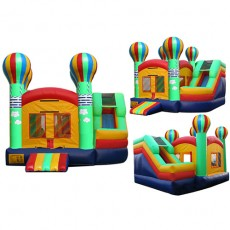 New Inflatable Bounce Playground House with Slide(C1292-3)