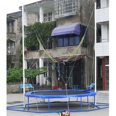 Good Quality ASTM Approved Bungee Trampoline (TB1201-11)