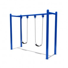 New Style Outdoor Playground Swing (LJS-010)