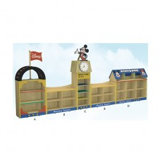 preschool benefit environmental factory price toys cupboard G1290-3