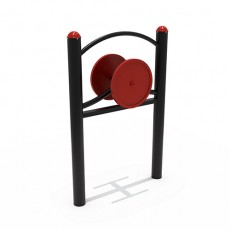 Arms' Strength Trainer Outdoor Fitness Equipment (14402)